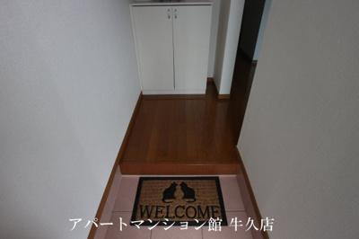【玄関】ブルーラグーン