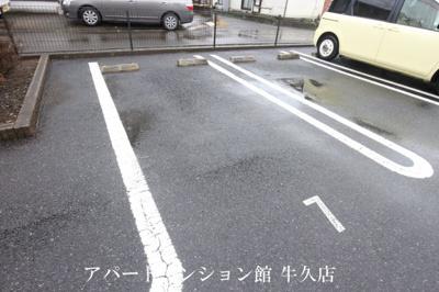 【駐車場】ブルーラグーン