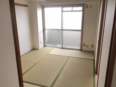 【和室】ガーデンハイツ香芝