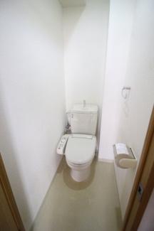 【トイレ】セルフィーユ六甲