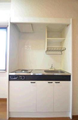 【キッチン】ホワイト・ストーン
