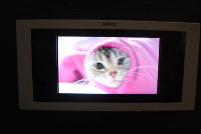 浴室TV(イメージ画像)