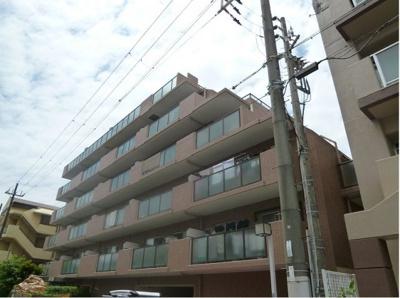 【外観】明石魚住駅前スカイマンションB館