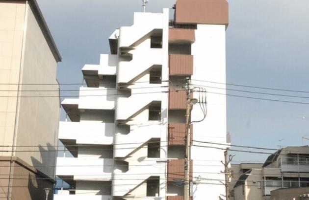 【外観】第3千歳船橋ヒミコマンション