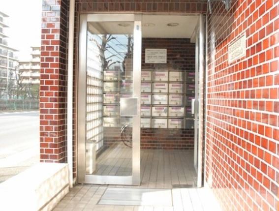 【エントランス】第3千歳船橋ヒミコマンション
