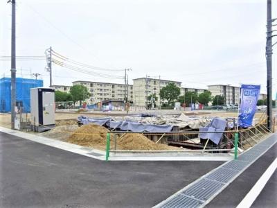 【外観】■成約済■神戸市垂水区青山台5丁目 11号棟 新築戸建