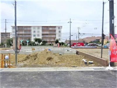 【外観】神戸市垂水区青山台5丁目 15号棟 新築戸建