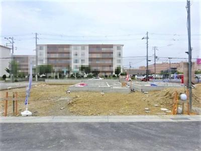 【外観】神戸市垂水区青山台5丁目 16号棟 新築戸建