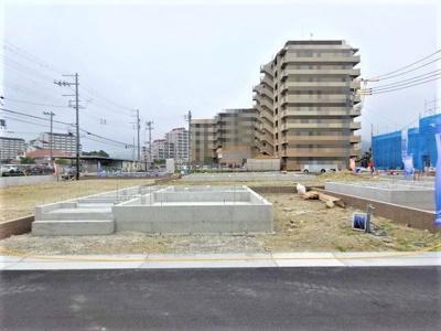 【外観】神戸市垂水区青山台5丁目 19号棟 新築戸建