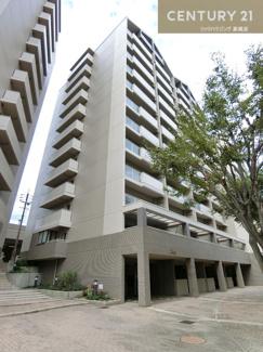 阪急ヒルズコート高槻2番館12階・13階部分メゾネットタイプ