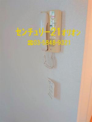 【セキュリティ】ミラグレイス練馬(ネリマ)