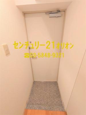 【玄関】ミラグレイス練馬(ネリマ)
