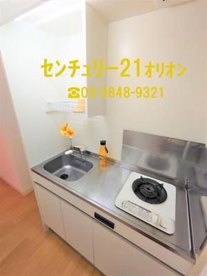 【キッチン】ミラグレイス練馬(ネリマ)
