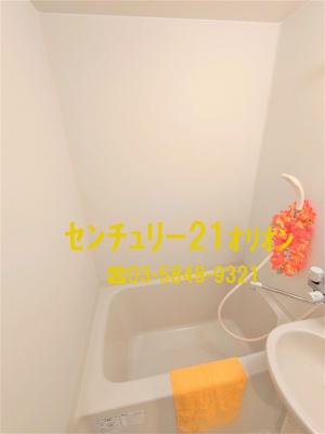 【浴室】ミラグレイス練馬(ネリマ)
