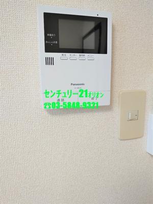 【セキュリティ】Maison桜台(メゾンサクラダイ)