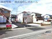 現地写真掲載 新築 高崎市剣崎町KK5-4 の画像