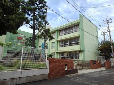 和歌山市立湊小学校様まで350m