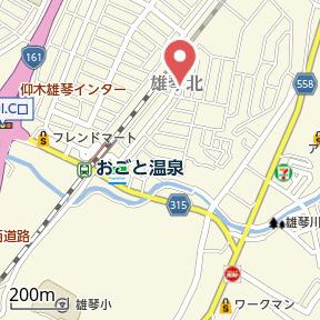 【地図】セラビ