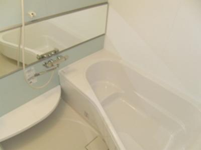 【浴室】サウスメゾンエーデルワイス