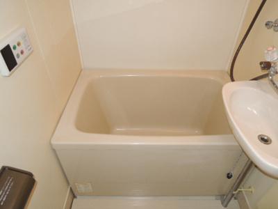 【浴室】ドミール平野