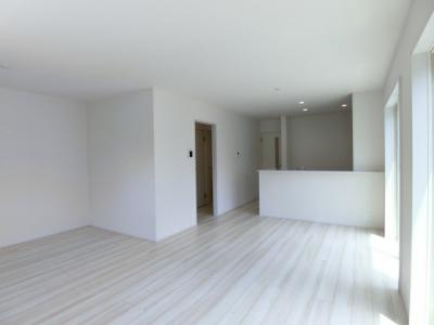 【居間・リビング】我孫子市青山台20-1期 新築戸建 2号棟
