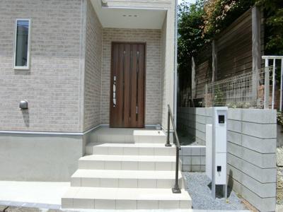 【玄関】我孫子市青山台20-1期 新築戸建 2号棟
