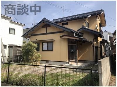 【外観】鳥取市田島 中古戸建て
