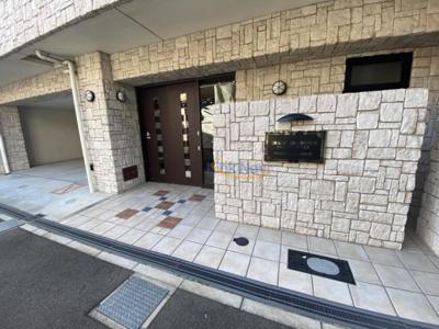 【エントランス】グレイスレジデンス大阪WEST