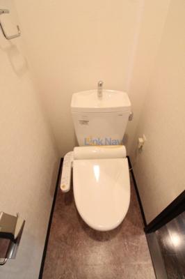 【トイレ】グレイスレジデンス大阪WEST