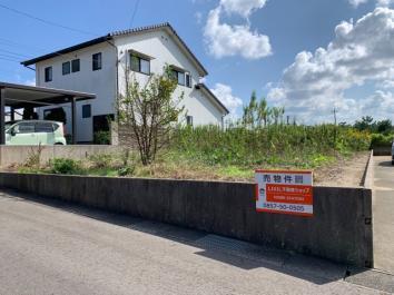 【外観】鳥取市賀露町北3丁目 土地