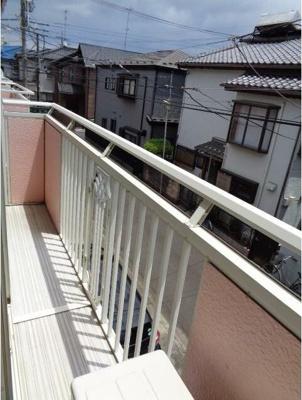 【バルコニー】ダリアMアパートメント