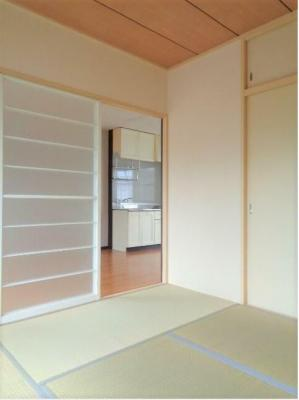 【寝室】ダリアMアパートメント
