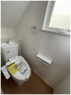 【トイレ】本堅田6丁目 第15 分譲3区画 2号地