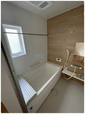 【浴室】本堅田6丁目 第15 分譲3区画 2号地