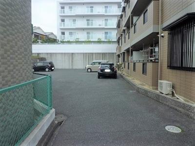 【駐車場】ハイツ藤原Ⅴ