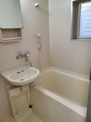 【浴室】ボストンハイツ