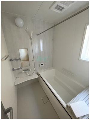 【浴室】本堅田6丁目 第15 分譲3区画 3号地