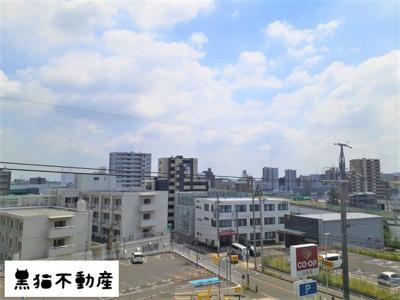 【展望】ローヤル山峰