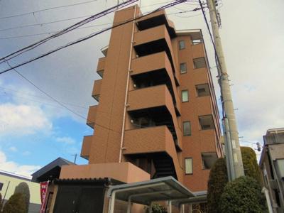 【外観】エレガントヒルズ2号館