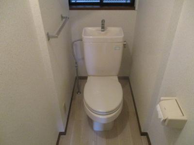 【トイレ】玉出西戸建て借家【セキスイ】