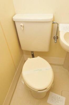 【トイレ】メゾンドシュミネ
