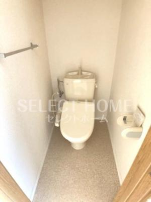トイレです 同型タイプです