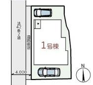 【区画図】リーブルガーデンS奈良市法蓮町11期