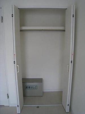 【収納】カーザ・チェレステ稲荷台