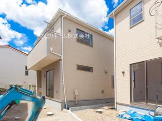 八千代市大和田新田 新築一戸建 ※外観施工例です