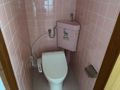 【トイレ】山中マンション
