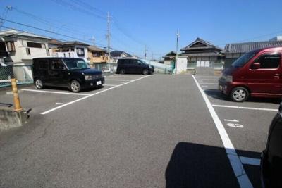 【駐車場】山中マンション