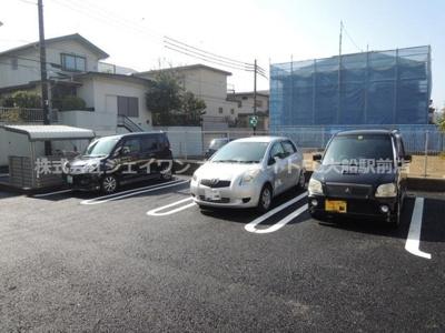 【駐車場】ポート・トツカーナ