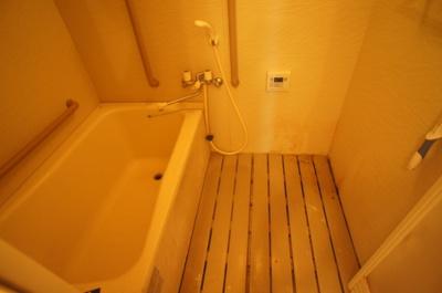 【浴室】ラ・フォーレ平野