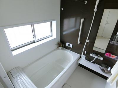 【浴室】下妻市加養Ⅰ 新築戸建 1号棟